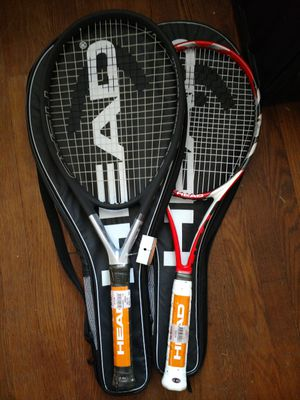 Head tennis rackets for Sale in Silver Spring, MD