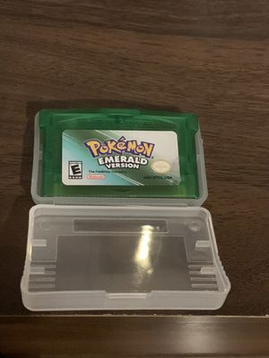 Pokémon Emerald and Fire Red for Sale in Auburndale, FL