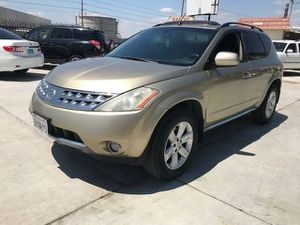 2007 Nissan Murano for Sale in Modesto, CA