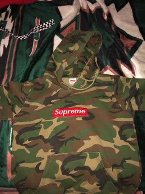 Supreme Camo Kids Hoodie for Sale in San Marcos, TX