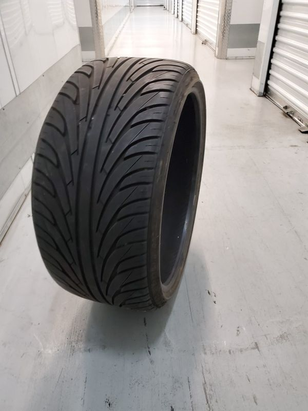 Tire of sale