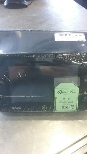 WII U for Sale in Sacramento, CA
