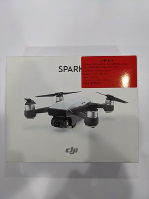 DJI Spark Drone Refurbished, warranty included! for Sale in Scottsdale, AZ