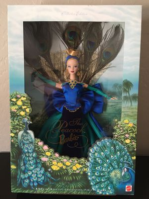 The Peacock Barbie - NRFB for Sale in Chandler, AZ