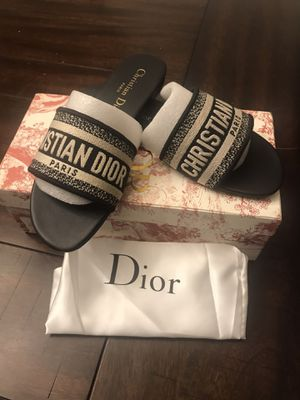 Dior slides for Sale in Waldorf, MD