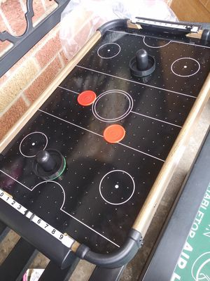Table top air hockey for Sale in Garland, TX