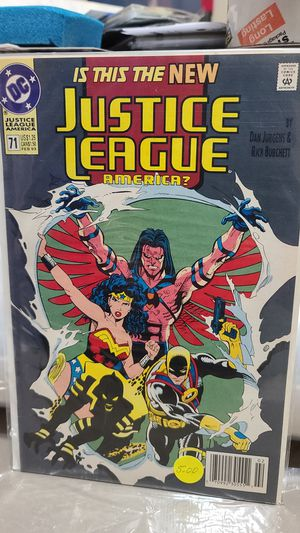 DC COMIC, Justice League, for Sale in Albuquerque, NM
