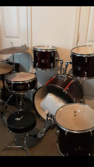 Drum set 6 piece for Sale in Lake Charles, LA