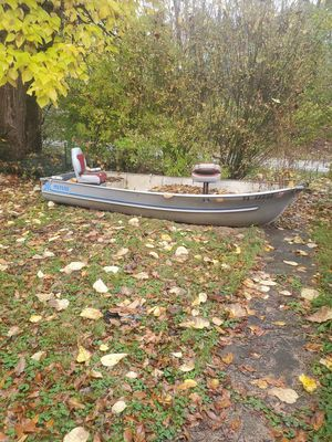 14 foot myers aluminum boat no trailer for Sale in Washington, PA