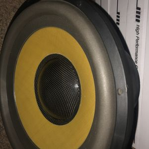 HUGE CUSTOM 3,500RMS Watts 15 Inch Subwoofer for Sale in Tempe, AZ