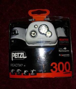 Brand New peztl reactic plus headlight for Sale in Granite Falls, WA