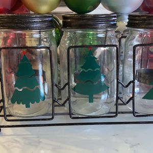 Christmas Candle Holder for Sale in Dearborn, MI