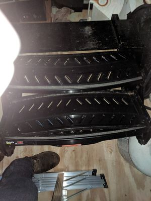 Stairs for RV 3 steps made to fit on a Lance truck camper to $100 for Sale in Wareham, MA