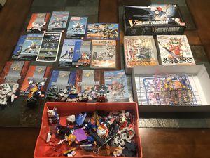Gundam Toys Box for Sale in Garden Grove, CA