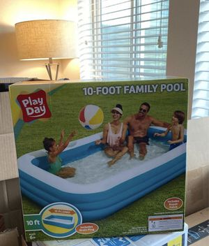Play day - 10 Foot Family Pool for Sale in Tempe, AZ