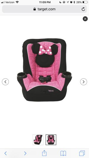 Minnie Mouse convertible car seat for Sale in Rochester, NY