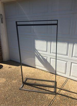 Heavy quality metal clothes coat rack for Sale in Virginia Beach, VA