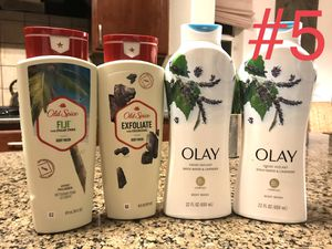Olay and Old Spice Body Washes for Sale in Visalia, CA