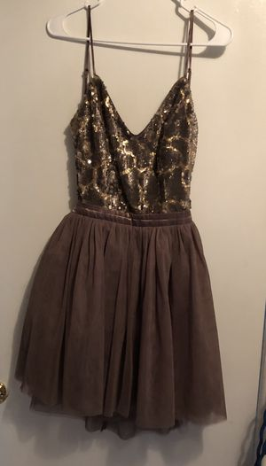 Mocha Sequin Dress for Sale in Norwood, PA