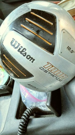 Nice driver. All clubs right handed for Sale in Raleigh, NC