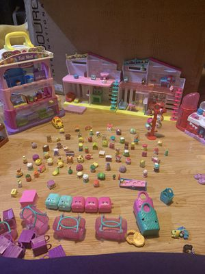 Shopkins toys for Sale in Lakewood, WA