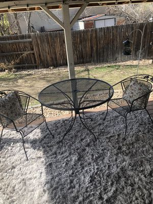 Patio furniture for Sale in Westminster, CO