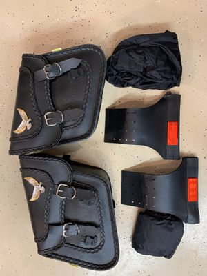Willie & Max Saddle Bags for Sale in Quincy, IL