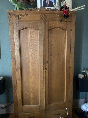 Antique armoire for Sale in Washington, IL