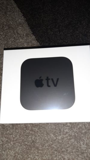 Apple TV new unwrapped for Sale in Santa Ana, CA