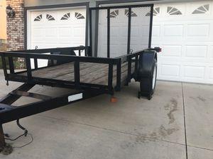 Aztex trailer 5x8 for Sale in Corona, CA