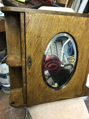 Vintage medicine cabinet for Sale in Sea Cliff, NY