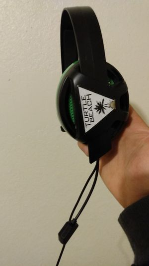 Turtle Beach headset works for Sale in Stockton, CA