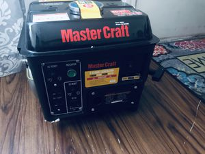 Brand NEW master craft power generator for Sale in Jersey City, NJ