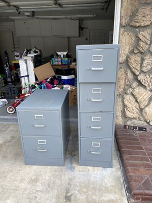 Filing cabinets for Sale in Westminster, CA