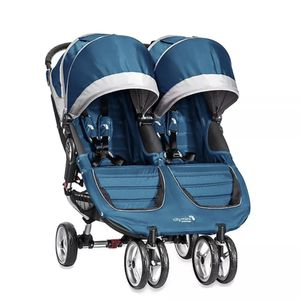 Baby Jogger CityMini Double Stroller for Sale in Los Angeles, CA