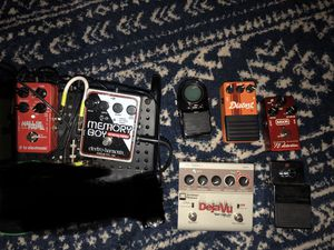 Guitar pedals $30 for Sale in Seattle, WA
