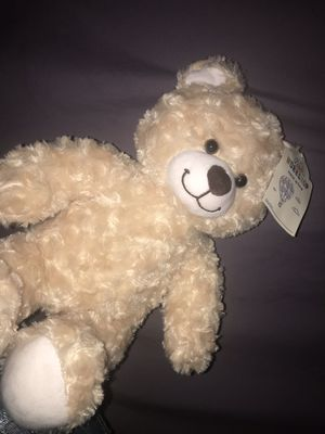Original build a bear stuffed teddy bear for Sale in San Diego, CA