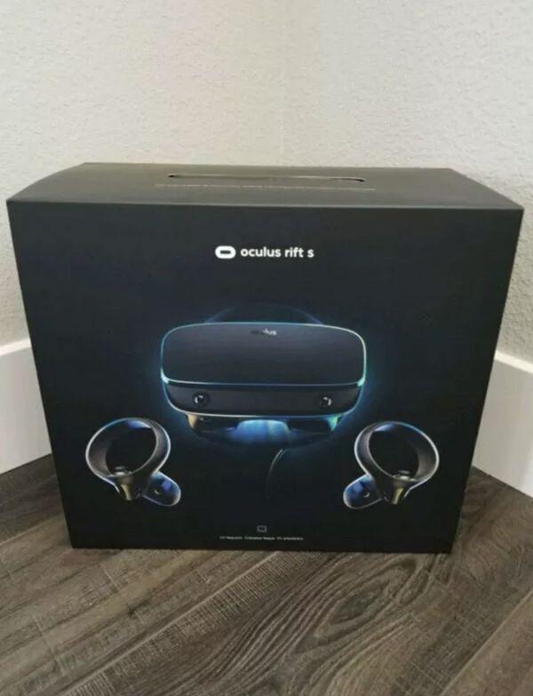 New Oculus Rift S