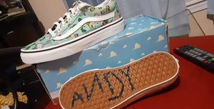 Toy story limited edition Van's size 7 for Sale in Pawtucket, RI
