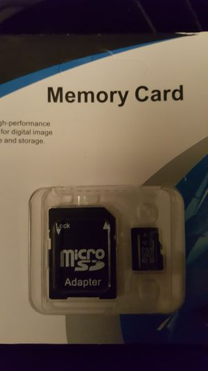 Sd card 256gb for $20 for Sale in Buena Park, CA