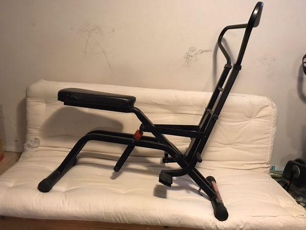 Cardio Glide exercise equipment