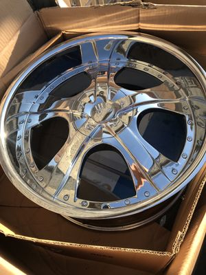 22x9.5 Rims Brand New for Sale in Lynwood, CA