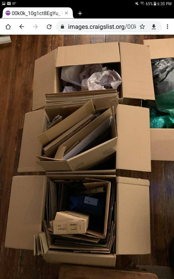South Phila moving boxes.....1675 Columbus Blvd..Cash only