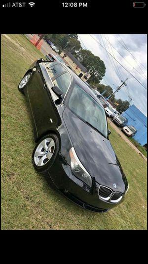 07 bmw 525i for Sale in Baton Rouge, LA