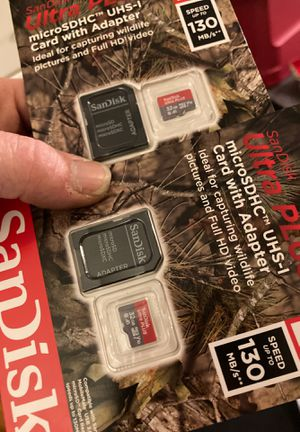Micro SD imaging cards for Sale in Shamokin, PA