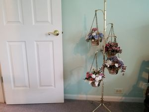 Brass Plant Stand for Sale in Long Grove, IL