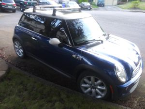 2003 mini Cooper supercharged with performance chip for Sale in Gresham, OR