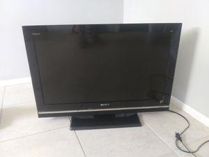 Sony Bravia flat screen LCD TV for Sale in Tampa, FL