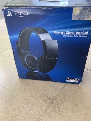 Wireless PS3 for Sale in Poinciana, FL