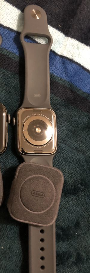 Apple Watch series 5 44mm new with band and charger! for Sale in Chino, CA